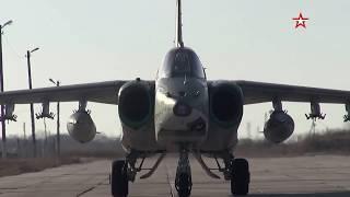 Авиация ЮВО усилена штурмовиками Су-25СМ3