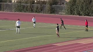 2018 Sections Finals Hilmar Boys Soccer vs Encina