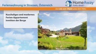 Tirol: Kuscheliges und modernes Ferien-Appartement inmitten der Berge - FeWo-direkt.de Video