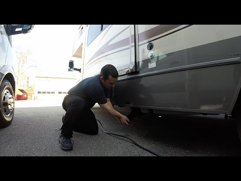 How To Operate The Drainage System On Certain Winnebago Motorhomes