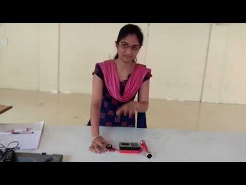 Area Of Irregular Shape By Digital Planimeter By Prof. S. S. Sawant
