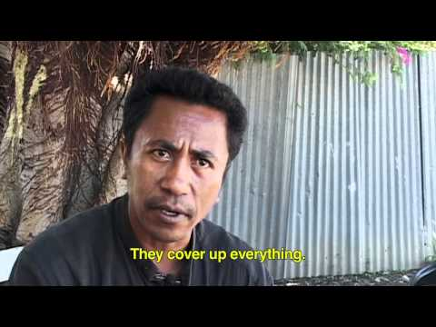 Breaking the News - Trailer - East Timorese media & journalism