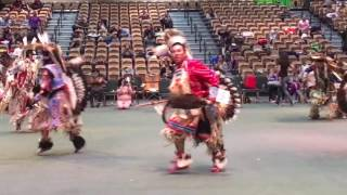 Sharp Shooter 2016 Indio Pow Wow Men's Northern Traditional