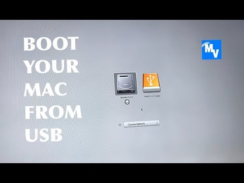How To Boot Your Mac From A USB Bootable Device