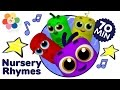 Twinkle Twinkle & More Nursery Rhymes Collection | Color Crew Babies | 3d Rhymes For Kids |babyfirst video