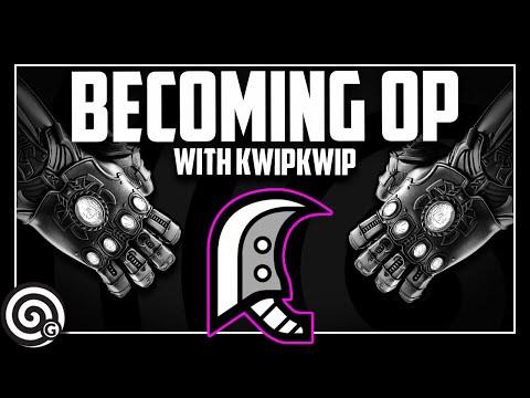 Becoming OVERPOWERED w Kwipkwip | Monster Hunter World thumbnail