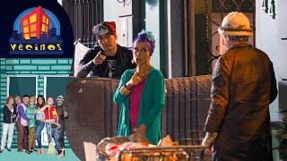 Vecinos, Capítulo 4: Magda vende su colchón 'quiropráctico' | T9 | Distrito Comedia