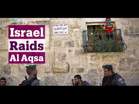 TRT World - World in Focus: Israel Raids Al-Aqsa