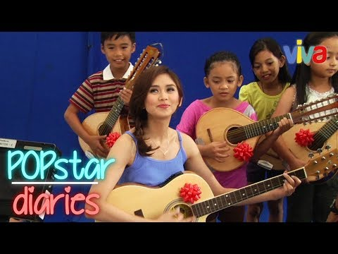[FULL EPISODE] Popstar Diaries: Sarah G shares her gift