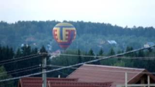 видео Пять недель на воздушном шаре
