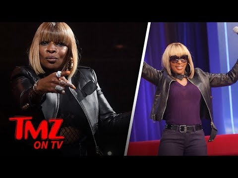 Mary J. Blige Is Officially On The Market! | TMZ TV