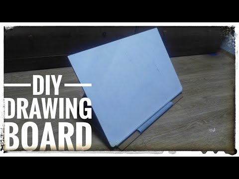 DIY DRAWING BOARD