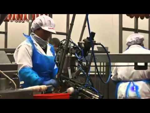 Embutidos Palacios, de Albelda de Iregua, también protagonista en Fabricando. Made in Spain de TVE