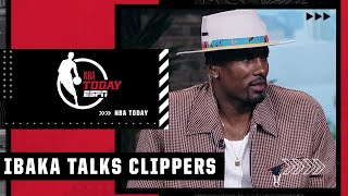 Serge Ibaka on the Clippers' expectations this season   NBA Today