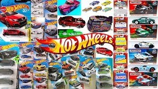 New Hot Wheels 2018 E Case Cars, Series, And Matchbox Models!
