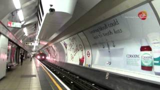 Historic London Underground Stations - Oxford Circus tube station 2