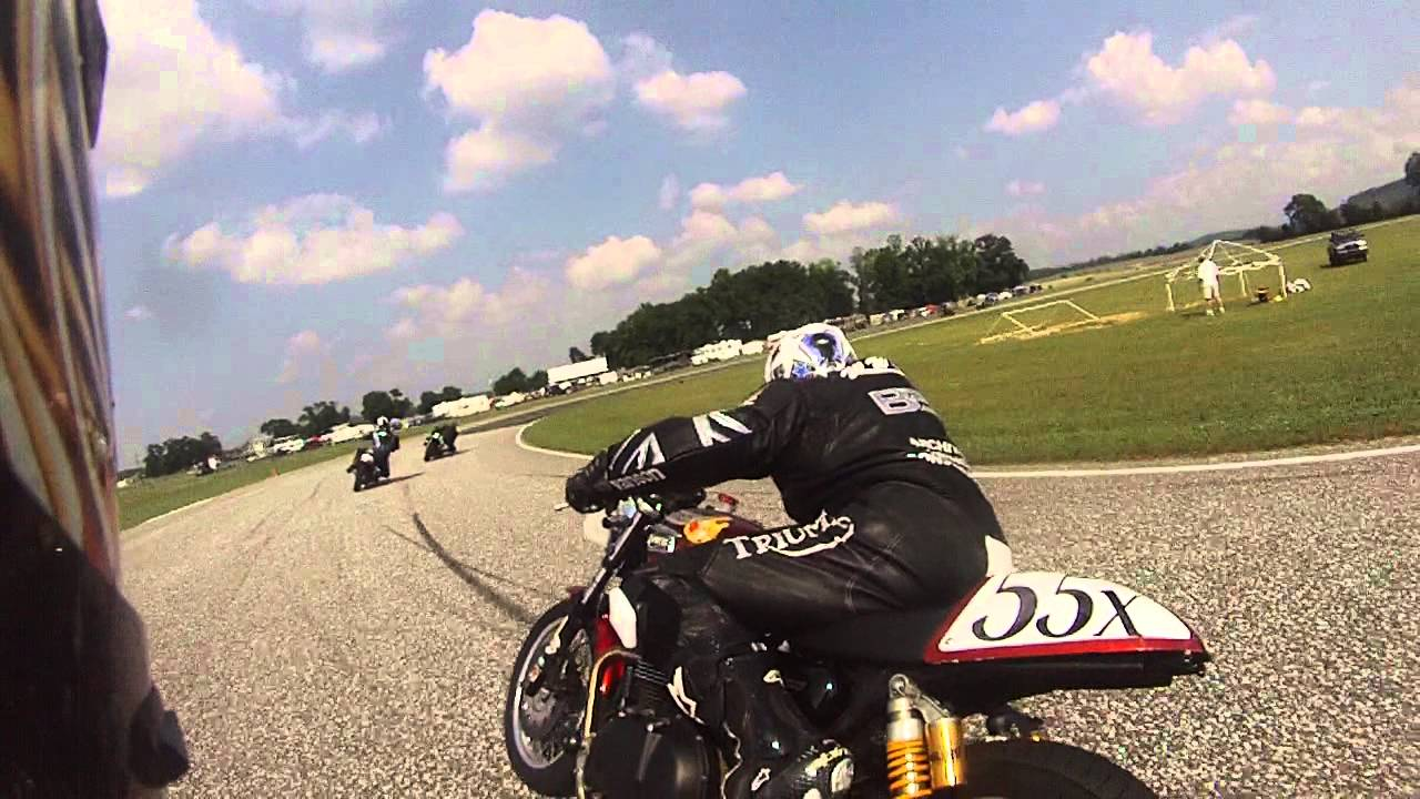 Barber Motorsports Park >> THRUXTON CUP RACING - YouTube