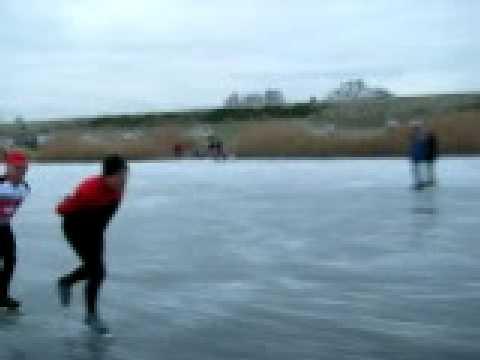 schaatsen strang dodewaard