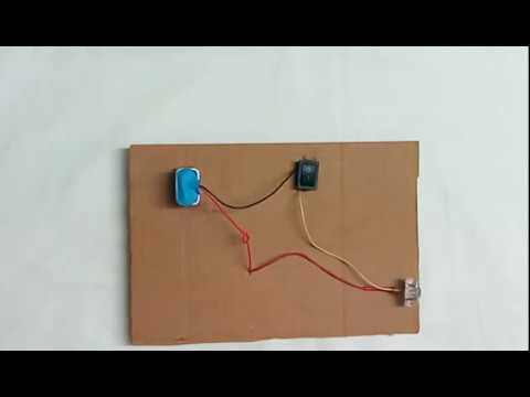 how to make a simple electric circuit part 3 explanation and