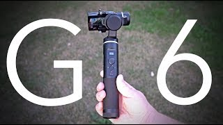 Feiyu G6 Review - The Most Advanced Budget Action Camera Gimbal
