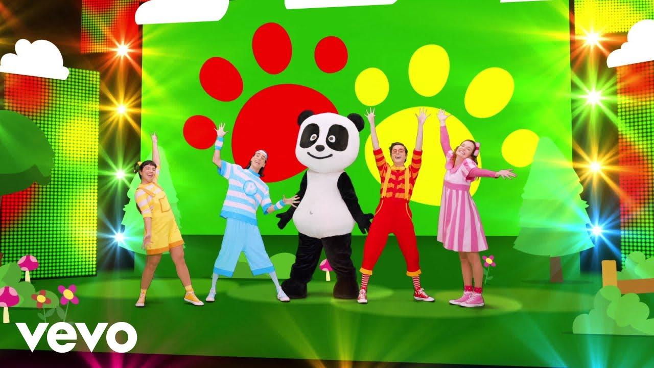 Panda e Os Caricas - O Calhambeque Pi-Pi (Karaoke)