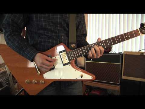 "The Killers ""Mr. Brightside"" (guitar cover HD)"