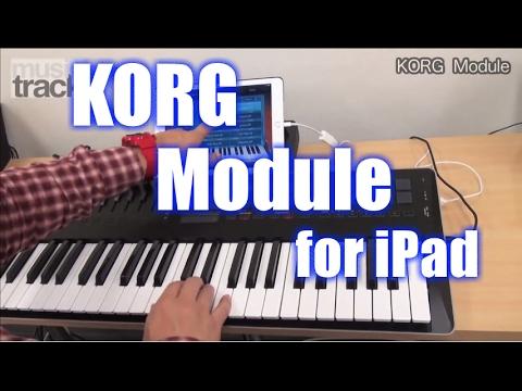 KORG MODULE Demo & Review [English Captions]