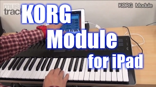 KORG MODULE Demo & Review [English Captions]