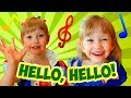 Hello Hello Can You Clap Your Hands Nursery Rhymes Songs For Kids mp3