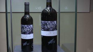 Drinking UB40