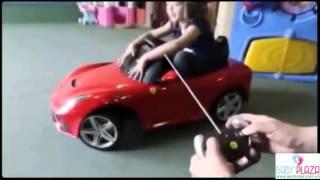Siêu xe cao cấp Rastar Ferrari F12 81900 - Baby Plaza