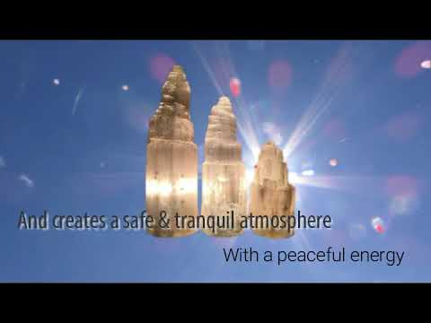 Reach Higher Realms with Selenite