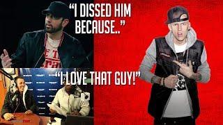 Celebrities Talk About Machine Gun Kelly (Eminem, Halsey, Steve-O & more!)
