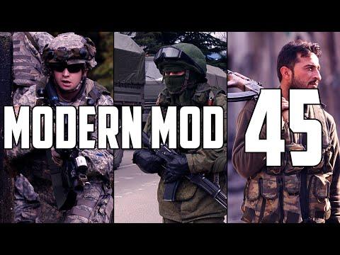 Modern Mod - Outside Baghdad
