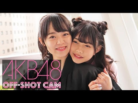 AKB48 OFF-SHOT CAM #5 (Behind the stage cam) / AKB48[Official]