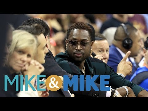 Dwyane Wade May Leave Bulls If Jimmy Butler Heads To Cleveland | Mike & Mike | ESPN