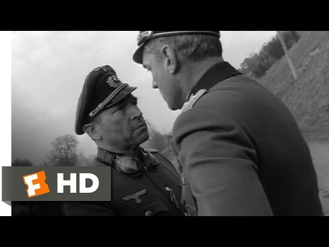 The Train (9/10) Movie CLIP - A Defeated Army (1964) HD