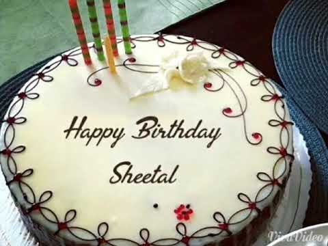 happy birthday shital