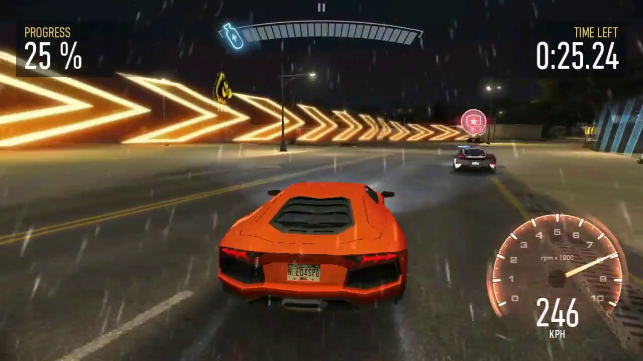 racing in lamborghini aventador need for speed no limits. Black Bedroom Furniture Sets. Home Design Ideas