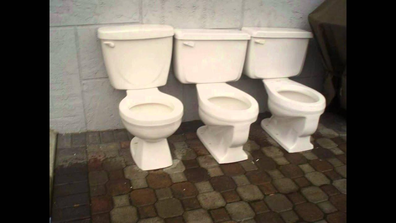 American Standard 1968 Vs 1970 S Front Trap Toilets Part
