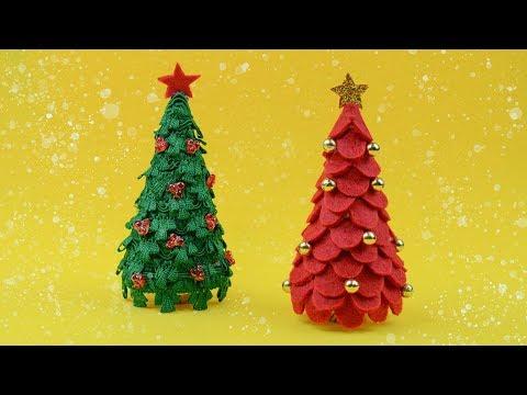 Новогодние елочки своими руками 🎄 Поделки на новый год