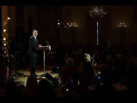 President Obama & Poets at the White House