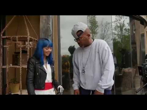 Eluv Show Ep2 - How Does Damon Dash Shoot Movies In NC (Full Episode )