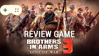 [Review dạo] Review Game Brothers in arm 3 - game nhập vai bắn súng cực hay :3