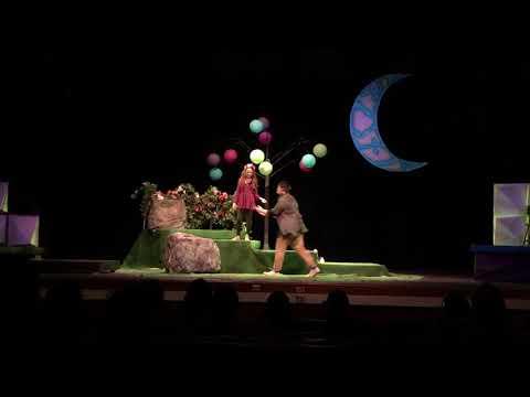 Elgin High School A Midsummers Nights Dream October 19, 2017