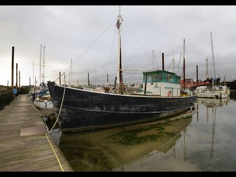 My Classic Boat.  Scottish Trawler 55ft 1933 Sold For 1p