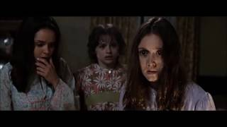 """The Conjuring (2013) Scene: """"I know what she did!"""""""