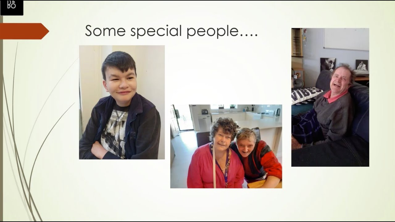 Health of People with Intellectual Disability - Focus on Complex Health Issues 17 Nov 2020