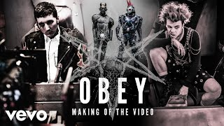 Bring Me The Horizon - Obey with YUNGBLUD (Making Of The Video)