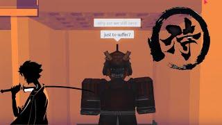 Roblox Samurai Erlösung